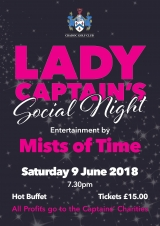 Lady Captain's Social Night