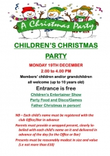 Children's Xmas Party