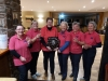 Success for Cradoc ladies' team